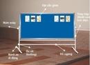 Tp. Hà Nội: Bảng ghim văn phòng, Bảng ghim nỉ bó khung nhôm chuyên dụng giá rẻ CL1138387