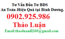 Bình Dương: Cần bán đất Mỹ Phước 3 giá rẻ, sổ đỏ chính chủ khu dân cư đông đúc. CL1135903