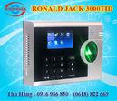 Tp. Hồ Chí Minh: máy Chấm Công Vân Tay Và Thẻ Cảm Ứng Ronald jack 3000T. Rẻ+Đẹp CL1136750