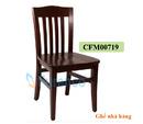 Tp. Hà Nội: Bàn ghế nhà hàng gỗ tự nhiên giá rẻ nhất Hà Nội CL1136526