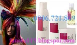 Fanola - Tăng cường dưỡng chất chăm sóc tóc nhuộm - Made in Italy