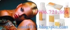Fanola - Tăng cường dưỡng chất chăm sóc tóc hư tổn - Made in Italy