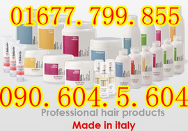 Fanola Made in Italy Chăm Sóc Hoàn Hảo Mái Tóc Bạn