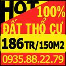 Bình Dương: Khu đô thị mỹ phước 3 MT 16m gần chợ dân cư đông đúc 186tr/ 150m2 thổ cư 100% CL1136983