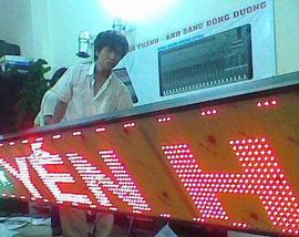 Khóa nghiệp vụ thiết kế bảng ledsign, led matrix TQ, Đông Dương, 0908455425