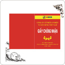 Tp. Hồ Chí Minh: In chứng chỉ, phôi chứng nhận, phôi bằng khen, giấy khen giá rẻ CL1138336P3