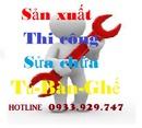 Tp. Hồ Chí Minh: Sản xuất thi công các loại bàn tủ lh Đông 0933929747 CL1140417