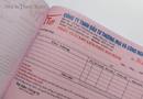 Tp. Hà Nội: Phiếu xuất kho kiêm bảo hành sản phẩm CL1138336P3