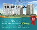 Tp. Hồ Chí Minh: Căn hộ Harmona giá 1,5 tỷ/ căn chiết khấu đến 200 triệu RSCL1347763