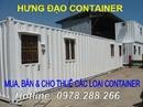 Tp. Hà Nội: Bán container văn phòng giá rẻ CL1038015