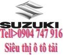 Tp. Hồ Chí Minh: Đại lý bán xe tải suzuki 550kg - 650kg - 740kg - Đại lý bán xe tải suzuki giá rẻ CL1291712