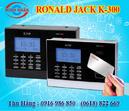 Tp. Hồ Chí Minh: Máy Chấm Công thẻ Cảm Ứng Ronald Jack K300 Phần Mềm Miễn Phí RSCL1089095