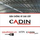 Tp. Hồ Chí Minh: SƠN CADIN : Cần mở đại lý cấp 1 trên toàn quốc CL1138736