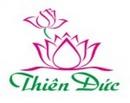 Tp. Hồ Chí Minh: Cty CP ĐT-XD-DV Bất động sản Thiên Đức thông báo tuyển dụng CL1140050