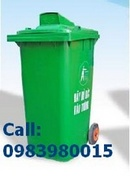 Tp. Hồ Chí Minh: Cung cấp Thùng rác nhựa, thùng đựng rác 95L CL1138334