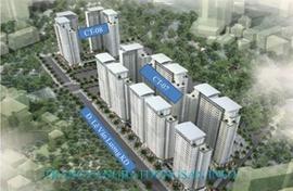 Cần bán Tòa CT7B - căn 1203 Chung cư Dương Nội, S= 81,1m2 x 16,5tr, cắt lỗ 100%