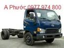 Đồng Nai: Bán xe tải 2. 5T HD65 Hyundai nhập khẩu giá cực tốt CL1145211P4