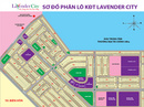 Đồng Nai: Chấn động Biên Hòa, dự án Lavender city : 185tr/ nền - lô góc 220tr/ nền CL1121872