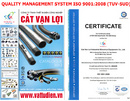 Tp. Hà Nội: Kaiphone –CAT VAN LOI Electrical Flexible Conduit BS731-UL Manufacturer (50m CL1140695