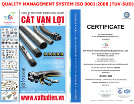Kaiphone –CAT VAN LOI Electrical Flexible Conduit BS731-UL Manufacturer (50m