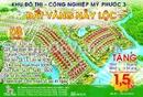 Bình Dương: Đất thổ cư Bình Dương, mặt tiền đường 62m, sổ đỏ chính chủ, trung tâm hành chính CL1141138
