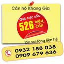 Tp. Hồ Chí Minh: Bán căn hộ khang gia gò vấp 2pn từ 526tr/ căn CL1104673