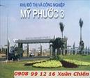 Tp. Hồ Chí Minh: Đất nền khu Trung Tâm mỹ phước 3 giá rẻ 1,6tr/ m2 CL1166991