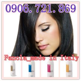 Dầu gội Fanola - Dầu gội chăm sóc tóc hoàn hảo - Made in Italy