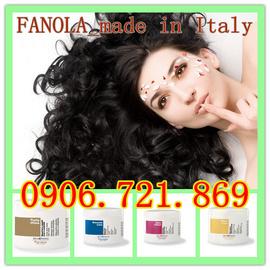 Fanola - Hấp dầu chăm sóc, tái tạo và phục hồi, nuôi dưỡng mái tóc