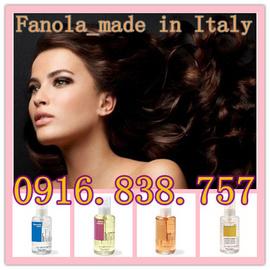 Tinh dầu Fanola - Tinh dầu dưỡng tóc giúp tóc bóng đẹp, mượt mà - Made in Italy