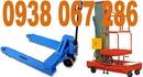 Vĩnh Long: 0938067286, xe nâng hàng, xe nâng tay cao bán tự động, xe nâng chạy điện ngồi lái. . CL1143830