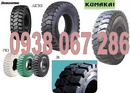 Tiền Giang: 0938067286, vỏ lốp đặc xe nâng Kumakai/ Pio/ JR Thái:600-9,700-12;Aichi/ Maxgrip/ BS CL1143830