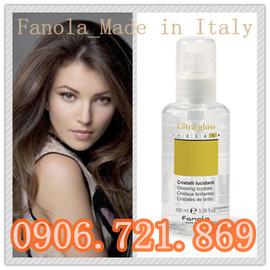 Tinh dầu Fanola Ultra Gloss - Điều trị tóc chẻ ngọn