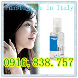 Tinh dầu Fanola Smooth Care - Chăm sóc tóc duỗi