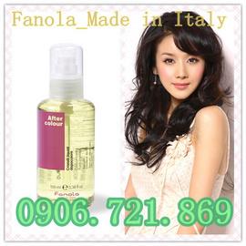 Tinh dầu Fanola After Colour - Chăm sóc và dưỡng màu tóc nhuộm