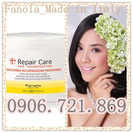 Hấp dầu Fanola Repair Care - Chăm sóc tóc hư tổn nặng
