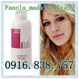Dầu gội Fanola After Colour - Chăm sóc tóc nhuộm