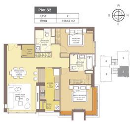 Bán căn hộ Sunrise City, Quận 7 chiếc khấu ưu đãi cực lớn tặng nội thất cao cấp