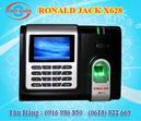 Tp. Hồ Chí Minh: Bán Máy Chấm Công Vân Tay Và Thẻ Cảm Ứng Ronald jack X628 Rẻ Nhất Hiện Nay RSCL1137183