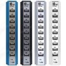 Tp. Hà Nội: HUB chia cổng USB 10 PORT USB, có nguồn ngoài, vô CL1667173P6