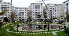 Bán chung cư happy house garden Việt Hưng