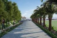 Bán đất nền thổ cư sổ hồng tại Bến Cát, Bình Dương, giá 179tr/ 150m2
