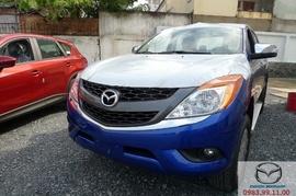 Xe bán tải Mazda BT50, mạnh mẽ đa năng và đẳng cấp