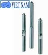 Bơm thả giếng khoan Pentax 0. 74kw, 1. 1kw, bơm giếng pentax điện 220V, 380V