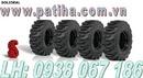 Kiên Giang: Vỏ xe nâng, bánh xe nâng công nghiệp, vỏ xe xúc, bánh xe xúc, được nhập từ các n CL1146344