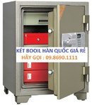Tp. Hà Nội: Két BOOIL nhập khẩu nghuyên chiếc từ Hàn Quốc. bán các loại két bạc Hàn Quốc CL1147425