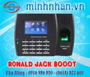 Bình Dương: Máy Chấm Công Vân Tay Và Thẻ Cảm Ứng Ronald Jack 8000T - 0916986850 Thu Hằng CL1164772P7