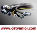 Tp. Hải Phòng: Ống thép luồn dây điện mềm có bọc nhựa KAIPHONE/ CVL CL1158518P17