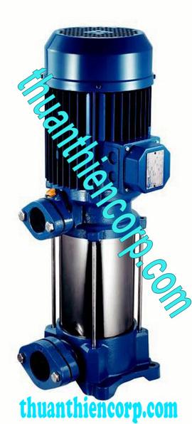 0983. 480. 889-Bơm tăng áp Matra U7V-300/ 6T 230/ 400-50 công suất 3 Hp