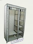 Tp. Hà Nội: Tủ vải Thanh Long - tủ quần áo Rẻ + Bền + Đẹp tiện lợi cho gia đình, cá nhân, tr CL1141513